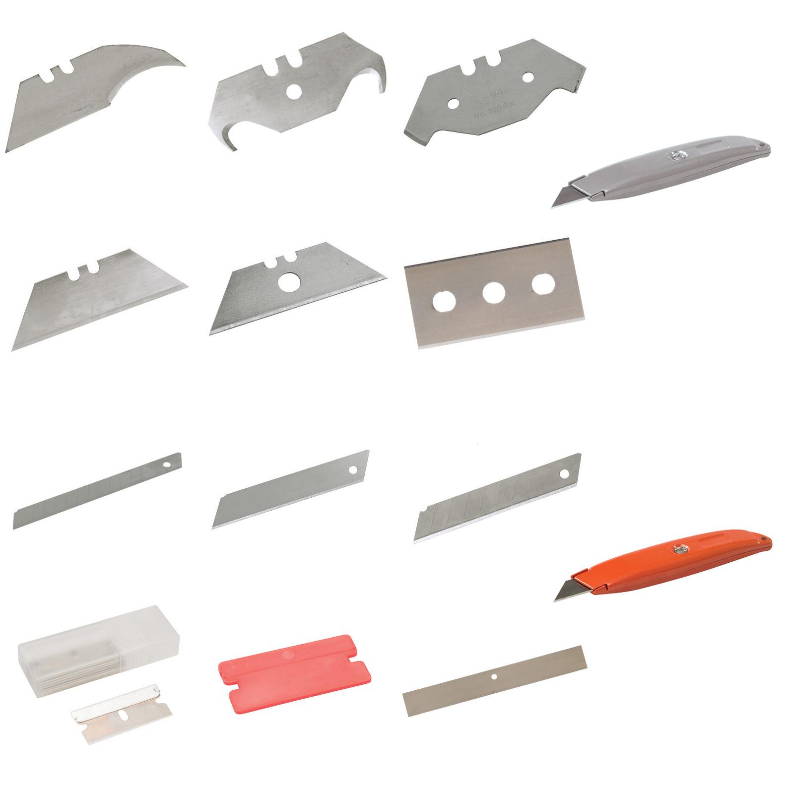 Messer, Klingen & Schaber
